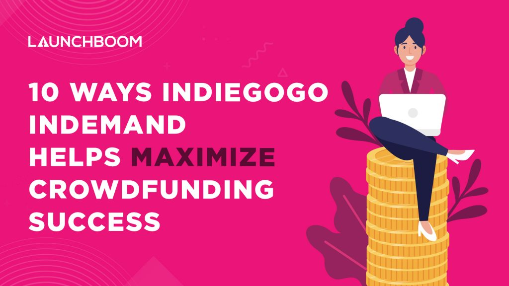 10 tips for Indiegogo InDemand cover